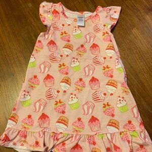 Gymboree nightgown size 2t